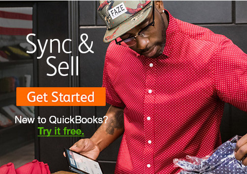 Sync & Sell - Get Started.